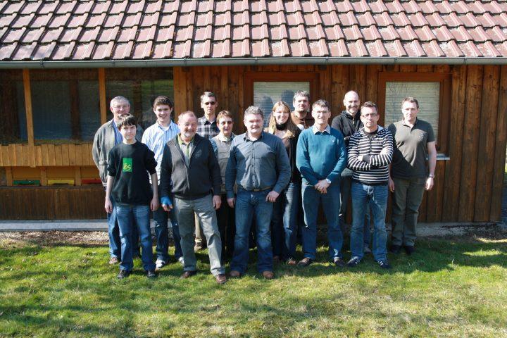 Probeimkern 2012 - Aschach Gruppe