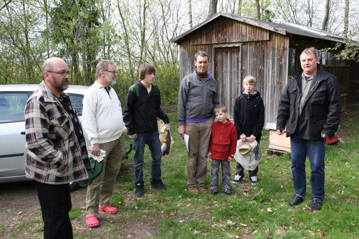 Probeimkern 2011 - Gruppe